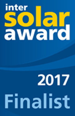Intersolar Finalist